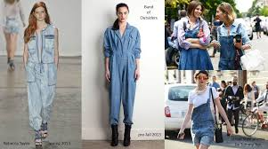 Denim Trends 2013 Overalls And Jumpsuits