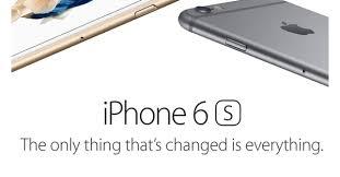 iPhone 6s iPhone 6s Plus Announced Specs Price Release Date