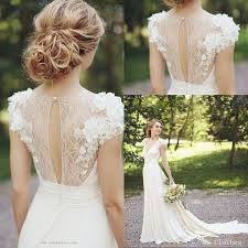 Country Style Wedding Dresses 32