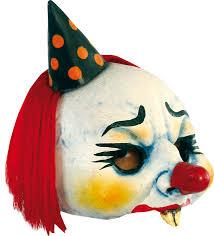 Scary Halloween Half Masks by Amazing Scary Halloween Latex Face U0026 Head Masks And Half Masks Ebay