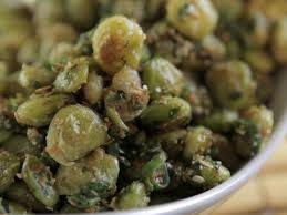 Sprout Pumpkin Seeds Recipe by Seared Lima Beans With Roasted Pumpkin Seeds Recipe Damaris
