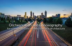 100 A Architecture Orchestration Choreography