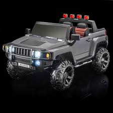 Hummer Style 12V 2 Seat Remote RC Ride On Pick-Up Truck W/Rubber ... Power Wheels Lil Ford F150 6volt Battypowered Rideon Huge Power Wheels Collections Unloading His Ride On Paw Patrol Fire Truck Kids Toy Car Ideal Gift Power Wheel 4x4 Truck Girls Battery 2 Electric Powered Turned His Jeep Into A Ups For Halloween Vehicle Trailer For 12v Wheel Vehicles Trailers4kids Rollplay 6 Volt Ezsteer Ice Cream Truckload Fob Waco Tx 26 Pallets Walmart Big Ride On Battery Powered Toyota 6v Top Quality Rc Operated Cars Jeeps Of 2017