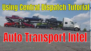 100 Free Trucking Load Boards Car Hauling Dispatcher Tips For Using Central Dispatch Board