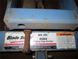 Otc Floor Jack Made In Usa by Otc Blade Buddy Plow Jack 5083 4 Ton Capacity For Auction Municibid