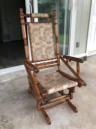Antique Victorian Eastlake Platform Rocking Chair With Gliding Recliner Antique Upholstered Rocking Chair Westmoorathleticscom Rocker Wood With Cane Seat Springs Indoor Chairs Cool Ebay Spindle Back 1880s George Hunzinger Barley Twist Oak Platform Platform Rocker Rockers Includes Twisted Red Mahogany Eastlake Victorian Turned Walnut I Have Quite A Number Of Antique Chairs Unique China Pieces Restoration Broken To Beautiful With Foot Rest Circa 1890 At 1stdibs