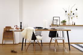 modern and festive dinner table from mycs for
