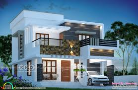 100 Www.modern House Designs 1615 Square Feet 3 Bedroom Modern Flat Roof House Flat
