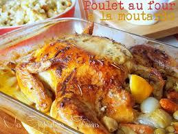 cuisiner poulet au four poulet au four a la moutarde le cuisine de samar