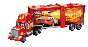 Disney FPK72 Pixar Cars Super Track Mack Playset By Disney - Shop ...