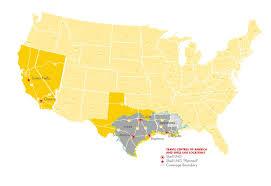 100 T A Truck Stop Ontario California Shell Add Liquefied Natural Gas Lanes In San Ntonio Dallas