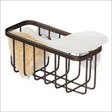 bathroom amazing half bowl kitchen sink basket caddy sink buy