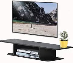 fitueyes tv lowboard hängeschrank für 47 55 zoll de