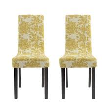 Amazon.com: Homluxe Printed Spandex Stretch Dining Room Chair ... Slipcover For Dayton Chair Arm Host Chairs Ethan Allen Fniture Slipcovers Swivel Covers Tub Ding Room Slip Home Decor Shop Sure Fit Stretch Stripe Wing On Sale Free Ideas Tie Back And Corseted A Fun Way To Dress Up Plain Double Diamond All Modern Rocking Classic Two Piece Twill Astoria Grand Polyester Parson Reviews Wayfair Elegant Wingback Pastrtips Design Amazoncom Surefit Duck Solid Natural