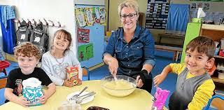 atelier cuisine maternelle le télégramme henvic tap le mardi atelier cuisine pour la