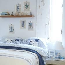 frische meeresstimmung ins schlafzimmer bringen trendomat