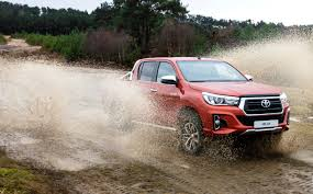 100 Toyota Truck Reviews The Jeremy Clarkson Review 2018 Hilux Pickup