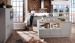 moderne einbauküche classica 2300 perlgrau küchenquelle