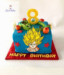 Dragon Ball Z Decorations by Wonderful Dragon Ball Z Birthday Cake Ideas Best Birthday Quotes
