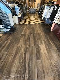 Home Depot Marazzi Reclaimed Wood Look Tile by Marazziusa Traverk Chic Wood Look Tile Color Americano Installed