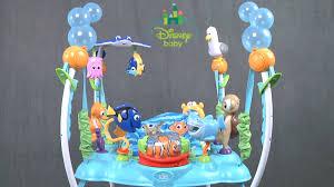 Finding Nemo Baby Bath Set by Disney Baby Finding Nemo Sea Of Activities Jumper From Kids Ii