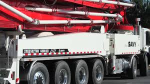 Sany America - Concrete Pump Truck Promo - YouTube Fileconcrete Pumper Truck Denverjpg Wikimedia Commons China Sany 46m Truck Mounted Concrete Pump Dump Photos The Worlds Tallest Concrete Pump Put Scania In The Guinness Book Of Cement Clean Up Pumping Youtube F650 Pumper Trucks For Sale Equipment Precision Pumperjpg Boom Sizes Cc Services 24m Suppliers And Used 2005 Mack Mr 688s For Sale 1929 Animation Demstration