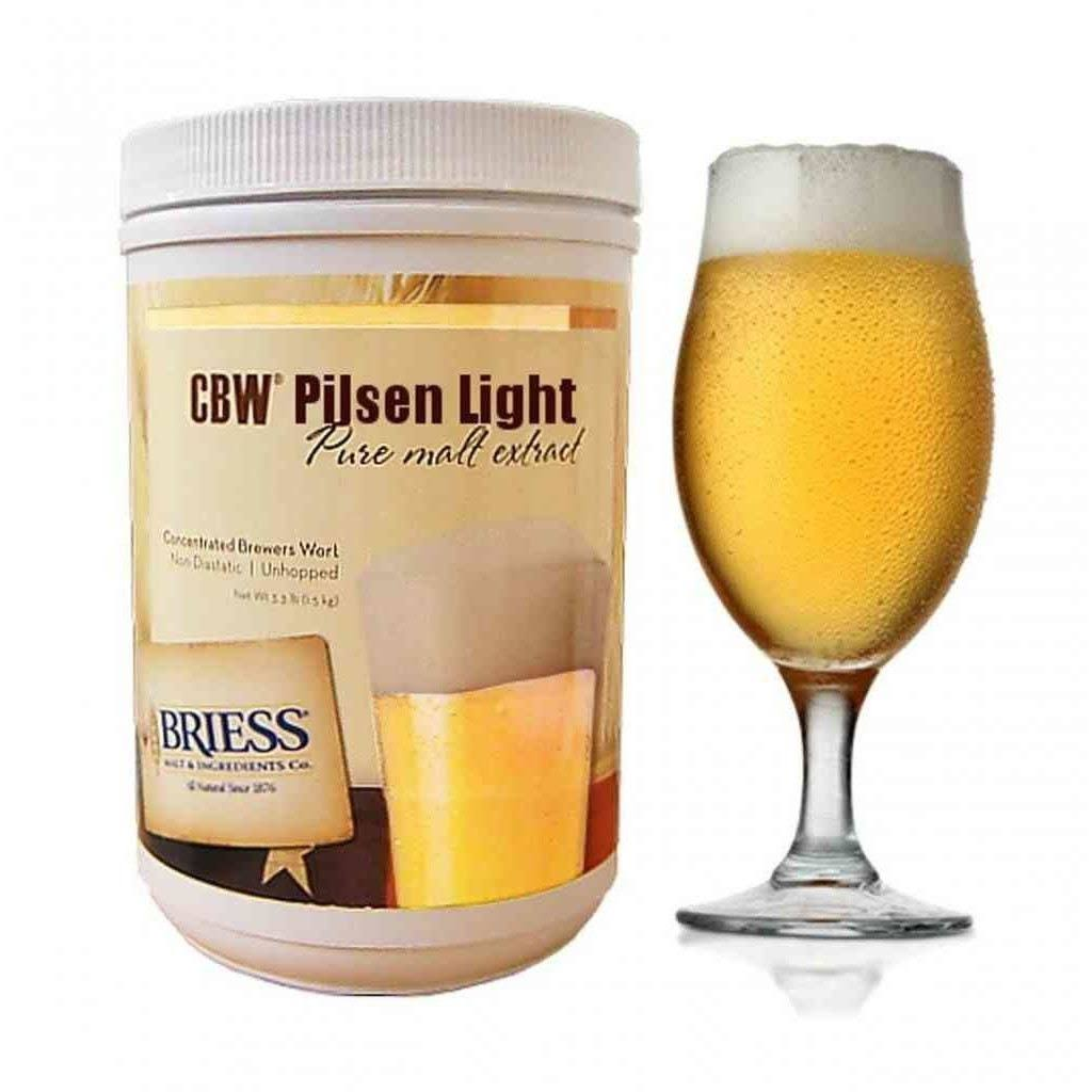 Briess CBW Pilsen Light Liquid Malt Extract
