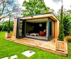 100 Kube Homes Space Bespoke Garden Rooms Scotland Garden Office Pods Edinburgh