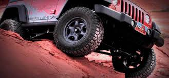 Choosing Tires For Your Jeep - TeraFlex