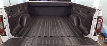 100 Rubber Truck Bed Liner S Large Selection Installed At Walker GMC