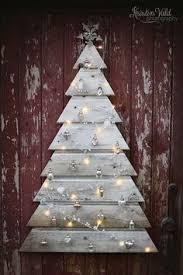 Faire Un Sapin De Noel En Utilisant Une Palette Bois Pallet Ideas For ChristmasWooden