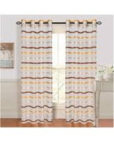Dritz Home Curtain Grommets Instructions by Sweet Deals On Yellow Grommet Curtains