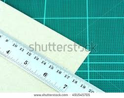 Paper Cutting Board Ruler On Border Ideas Designs