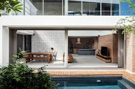 100 Homes In Bangkok Dustrial And Modern Side By Side Two Houses In