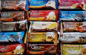 Whats Inside Of A Quest Bar