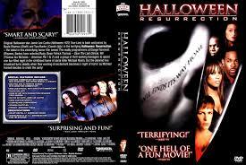 Wnuf Halloween Special Imdb by The Horrors Of Halloween Halloween Resurrection 2002 Vhs Dvd