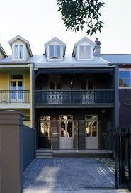 100 Sydney Terrace House Moncur Street Sam Crawford Architects