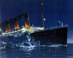 Titanic Sinking Simulation Real Time by The Sinking Of Rms Titanic Ship