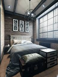 Industrial Bedroom Ideas Best Design On Decor And Rustic Peaceful