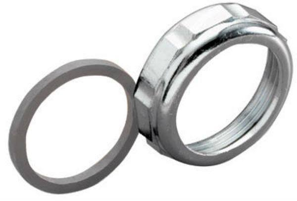Keeney 918DK Slip Joint Nut and Washer - Chrome, 1-1/2""