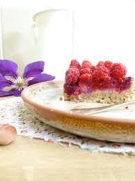 cuisine framboise tarte sans gluten à la framboise version financier