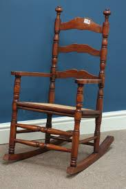 20th Century Stained Beech Framed Ladder Back Rocking Chair With ... Identifying Old Chairs Thriftyfun Highchairstroller Pressed Back Late 1800s Original Cast Wheels Antique Wood Spindle Back Rocking Chair Ebay Childs Cane Seat Barrel English Georgian Period Plum With Century Wirh Accented Arms Sprintz Original Birdseye Maple Hand Cstruction Etsy I Have A Victorian Nursing Rockerlate 1800 Circa There Are 19th 95 For Sale At 1stdibs Bentwood Wiring Diagram Database Hitchcock Chairish Oak Rocker And 49 Similar Items