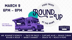 100 Baton Rouge Food Trucks Truck Round Up Perkins Rowe