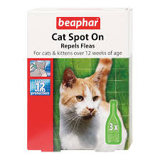 flea treatment for cats beaphar cat accessories pets at home