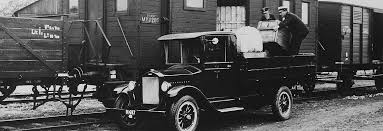 100 History Of Trucks 1920s Volvo