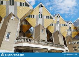 100 Cube House Design Houses In Rotterdam Editorial Image Image Of Structure