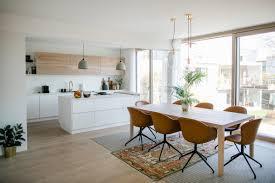 wohn essbereich wohnung küche haus küchen offene küche