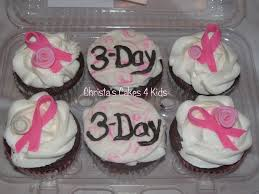 Breast Cancer Fundraiser Raffle Cupcakes On Cake Central
