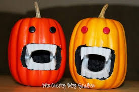Vampire Pumpkin Designs by How To Make Vampire Pumpkins For Halloween The Crafty Blog Stalker