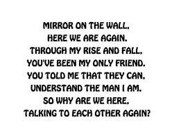 Lil Wayne Feat Bruno Mars Mirror Song Lyrics Quotes 264411